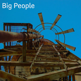 "Album Review: ""Big People"" by Max Gowan - Songs From His Bedroom"