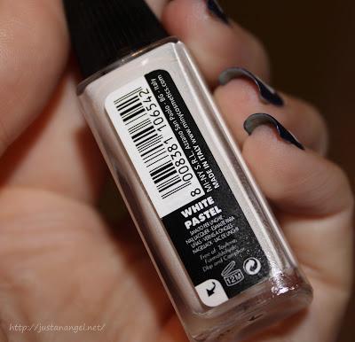 oja model MI-NY White pastel