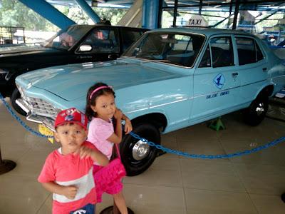 Museum Transportasi TMII Jakarta