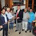 Vecinos del callejón El Tigre de Rauco, inauguraron nueva red eléctrica