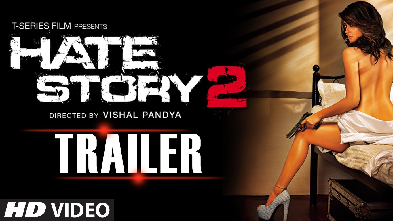 Hate Story 2 HQ Poster
