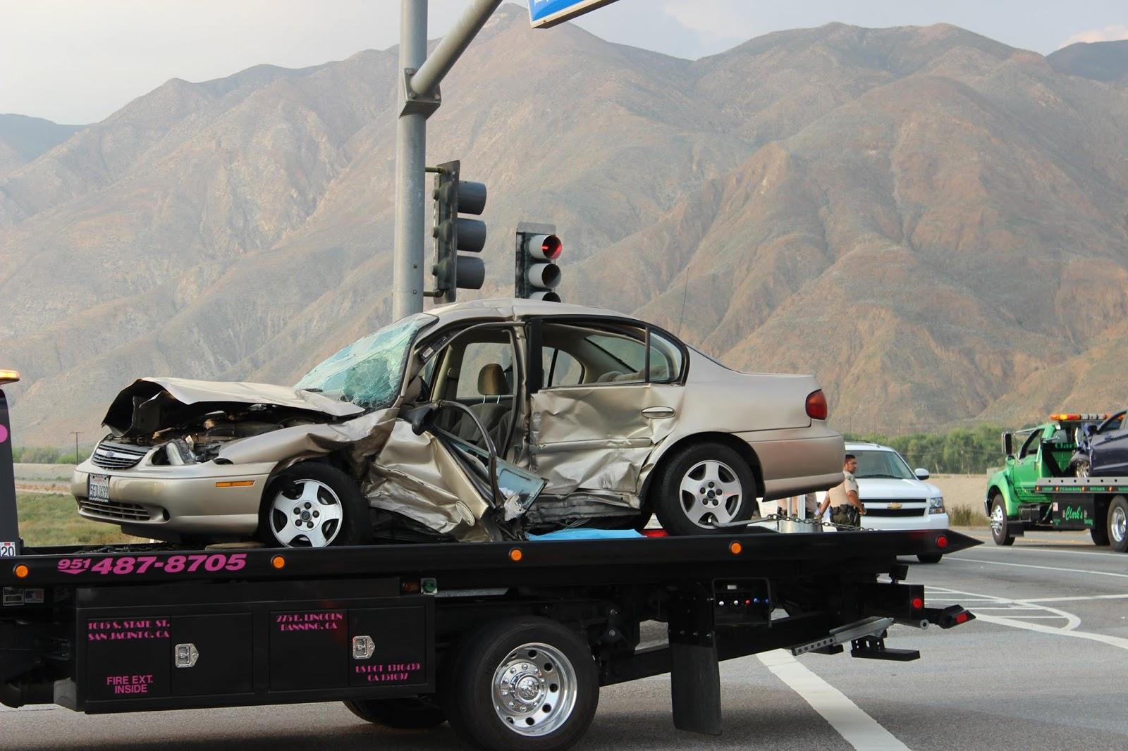 HemetEyeNews: Fatal early morning accident on Saturday in