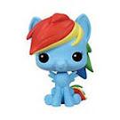 My Little Pony Regular Rainbow Dash Pocket Pop! Funko