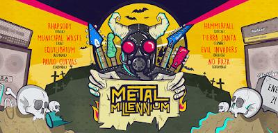 FESTIVAL METAL MILLENNIUM Bogotá 2018 1