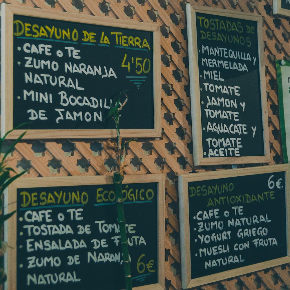 Café Restaurante Momo Zaragoza