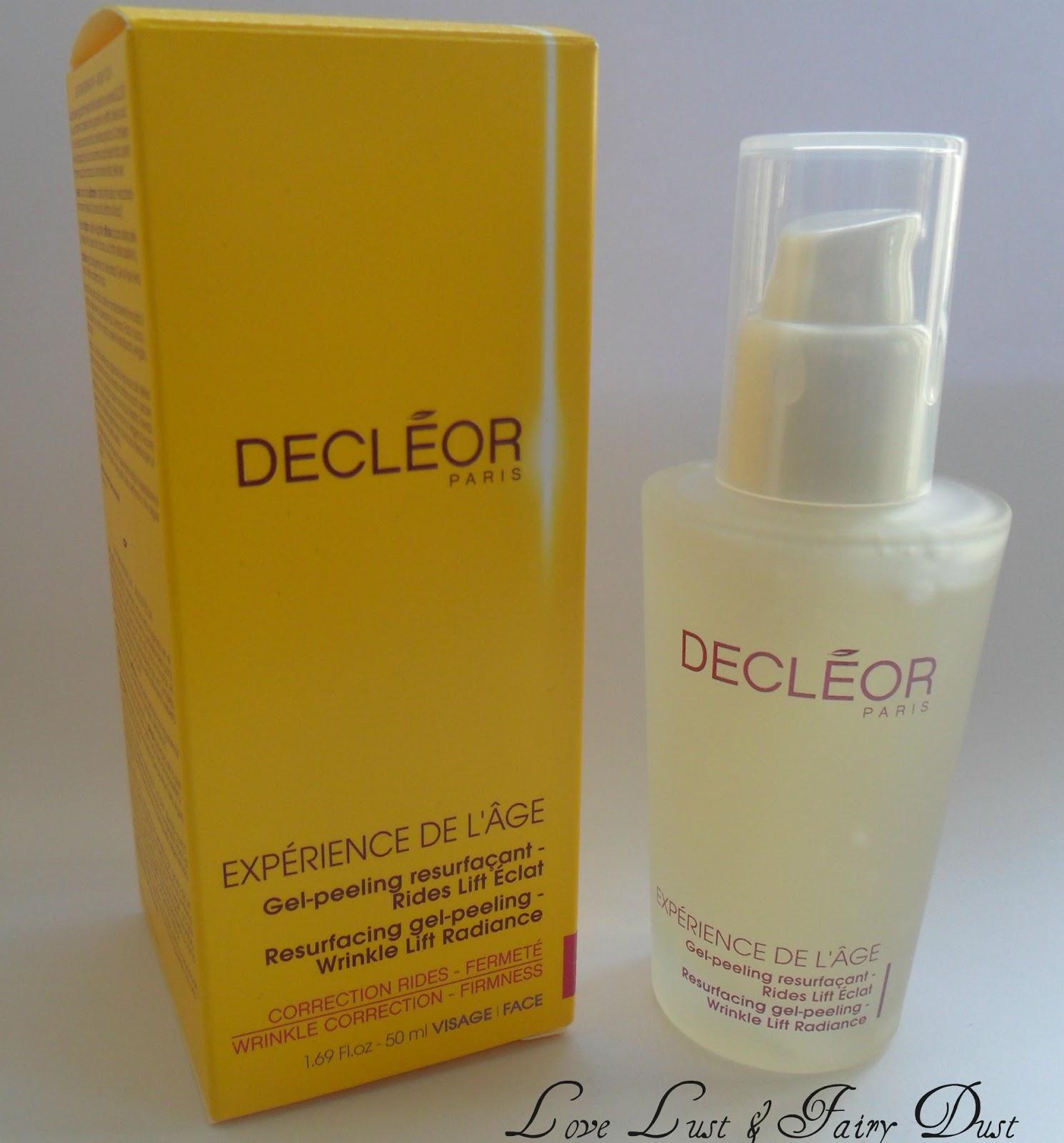 Decléor Experience De L'Age Resurfacing Gel-Peeling