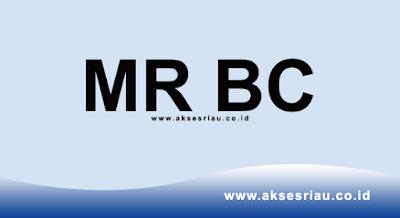 MR BC Pekanbaru