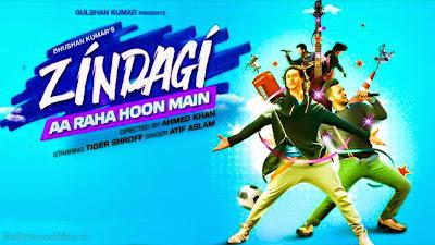 Zindagi Aa Raha Hoon Main Lyrics - Atif Aslam, Tiger Shroff