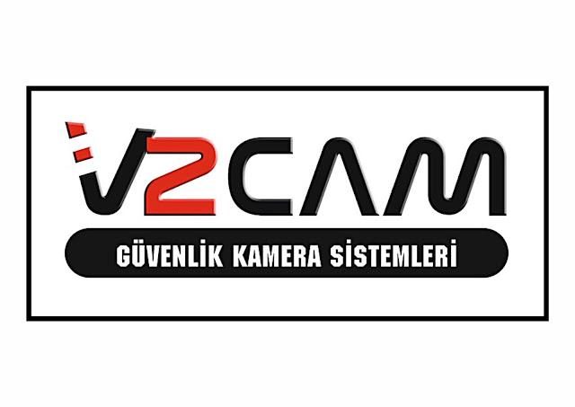 V2CAM - MARKA LOGO TASARIMI