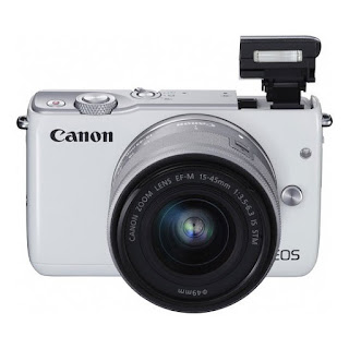 Canon EOS M10 Kit 15-45 mm