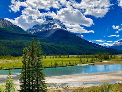 North Saskatchewan River, Banff