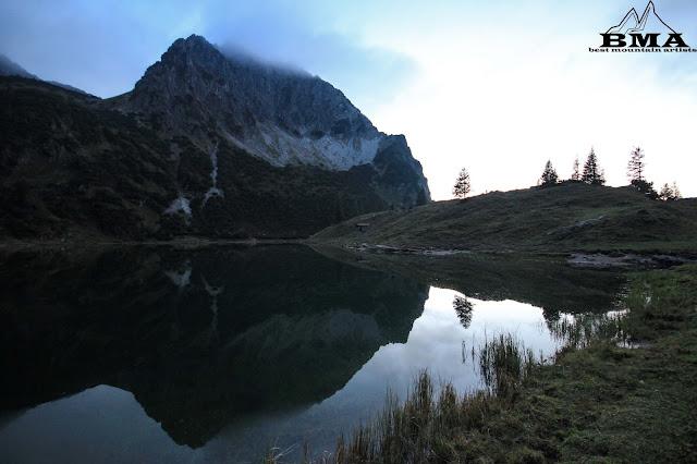 wandern Oberstdorf outdoor Blog Tourenberichte BMA wandern Bayern Gaisalpsee