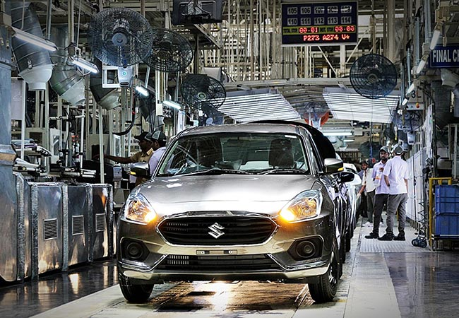 Tinuku Suzuki to build a new car plant in Gujarat