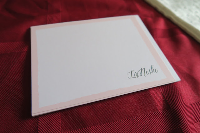custom thank you cards