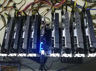 Alaplap és videokártyák kriptovalutához