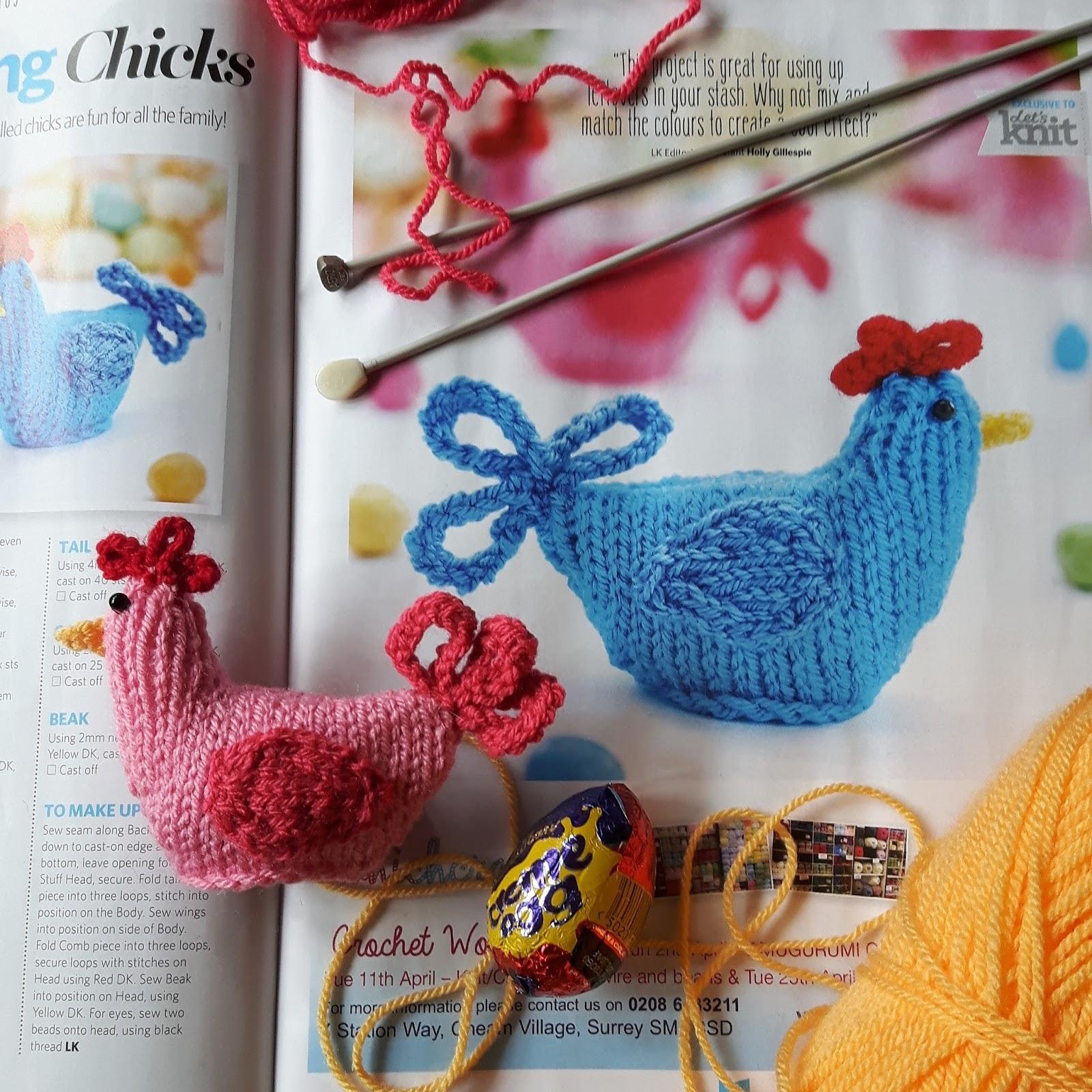 lets knit – Nicky Fijalkowska