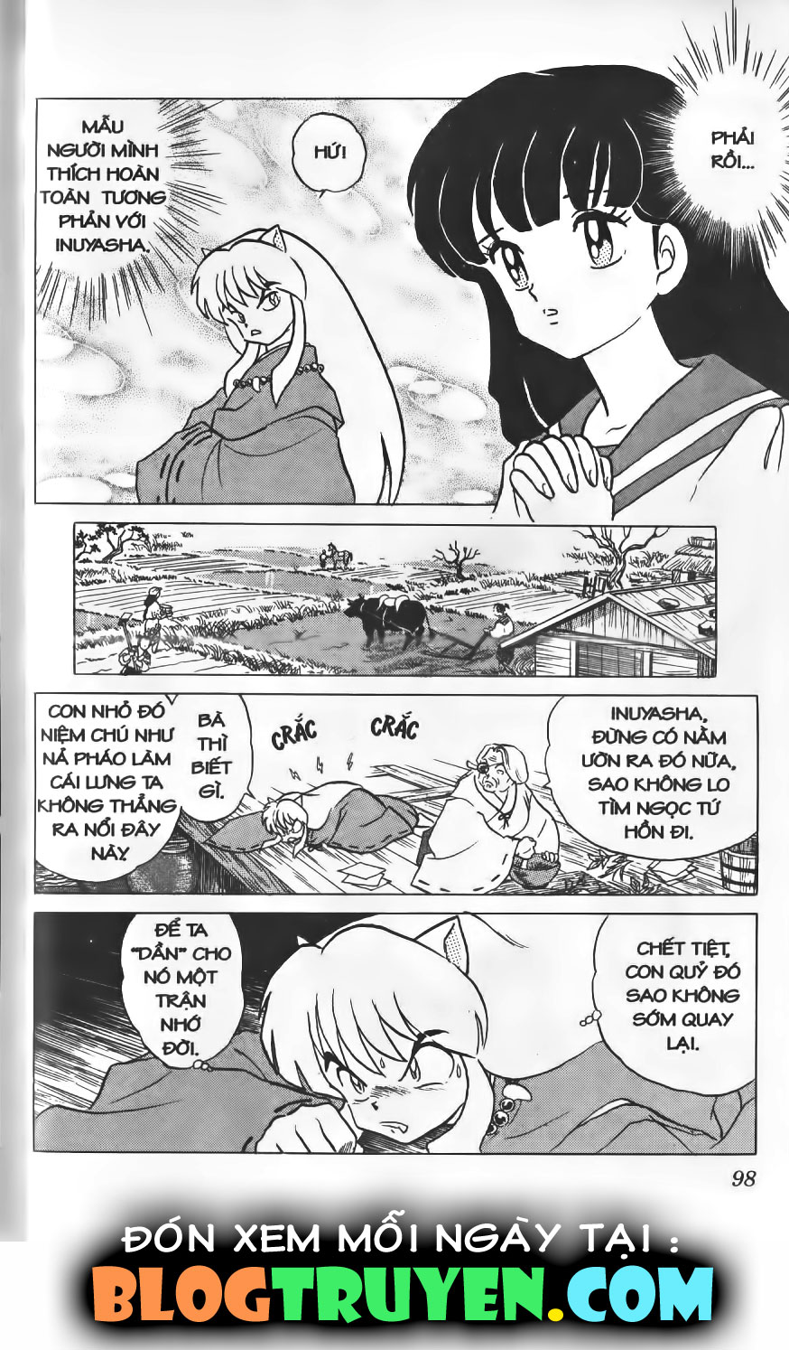 Inuyasha vol 03.5 trang 17