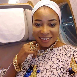 Entertainment: Why I dumped Christianity for Islam – Actress, Liz Anjorin