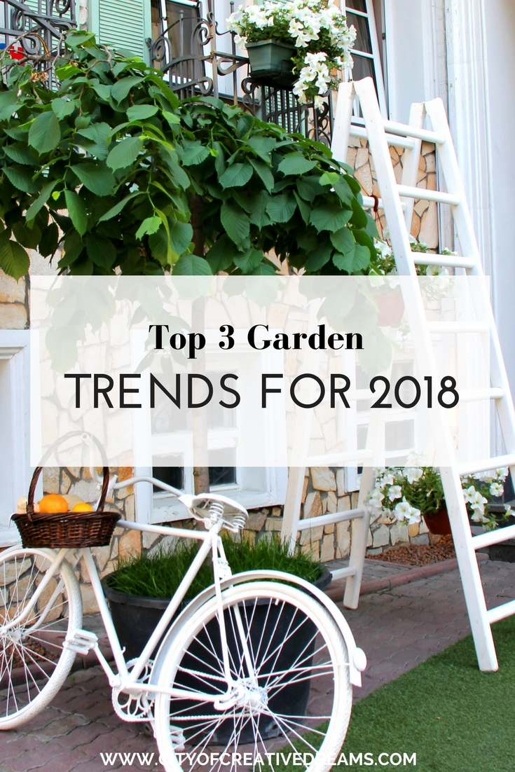 In Many Parts Of The World At The Moment, Itu0027s Far Too Cold To Think About  Gardening And Landscape Designs. However, The Trends For The Year Are Being  Set, ...