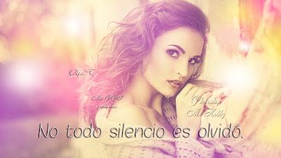 No todo silencio es olvidó.