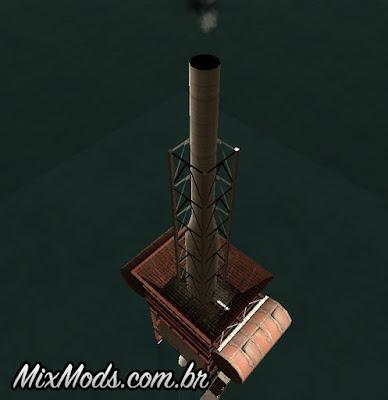 gta sa plataforma de petróleo