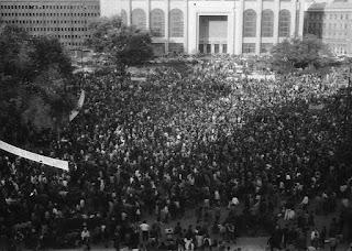Piata Universitatiii- Iunie 1990