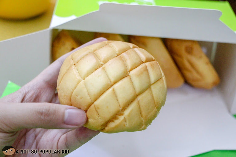 Melonpan's Ice - Japan's Favorite Snack Now in Philippines