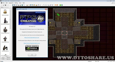 Download FPS Creator X10 Full with Free Serial Number | Soft Media ID