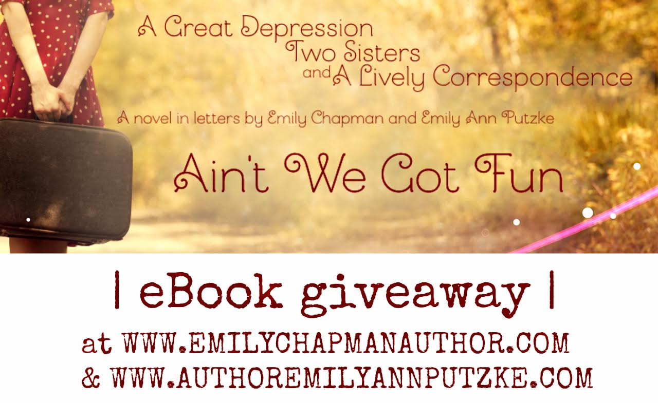 October 2016 taking dictation autumn by giving away one ebook copy of aint we got fun the giveway is open until friday at midnight so be sure to enter and share with your friends fandeluxe Epub