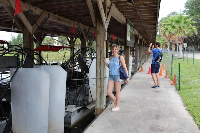 Boggy Creek Orlando Florida