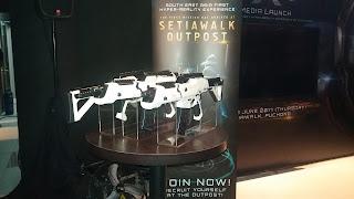 Hyper-Reality Entertainment, EXA Global, SetiaWalk Outpost, Dimension 12,