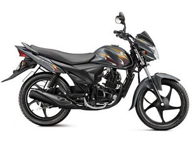 CSD price of Suzuki Hayate  bike
