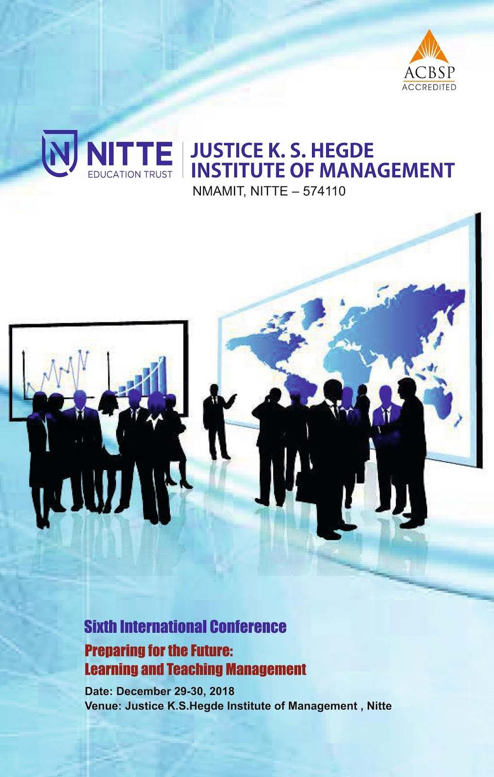 6th International Conference On Preparing For The Future Learning And Teaching Management