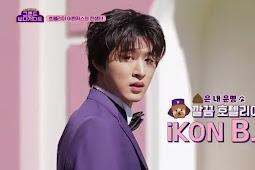 JTBC Grand Buda-Guest iKON Hanbin cut EngSub