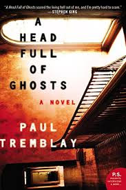 front cover of Head Full of Ghosts