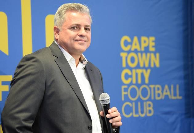 Cape Town City owner John Comitis