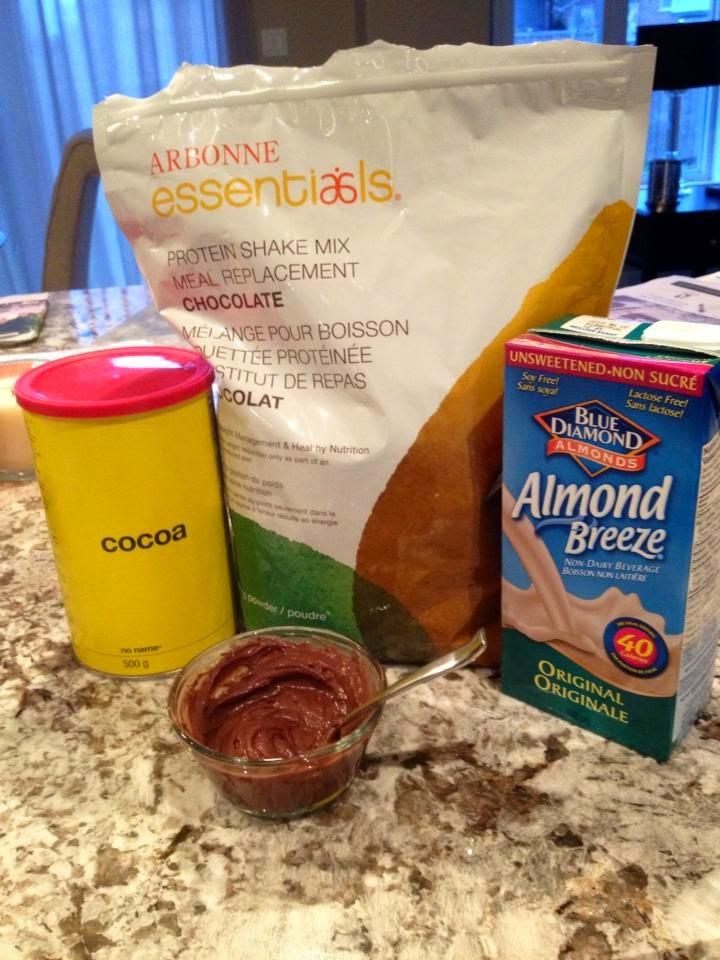 Secrets Of A Fitness Model Arbonne Chocolate Shake Banana Pancakes