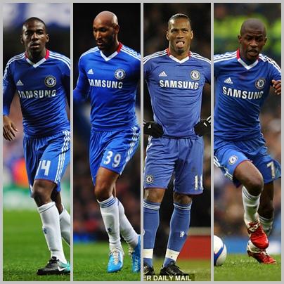 pemain Chelsea di Cina
