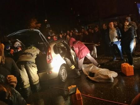 В Башкирии столкнулись две легковушки: есть погибшие