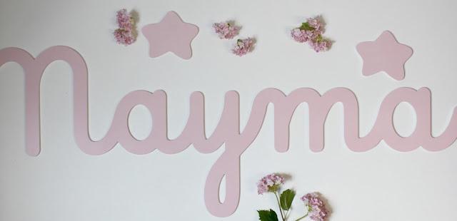 letras-infantiles-decoración-habitaciones-personalizados-nombres