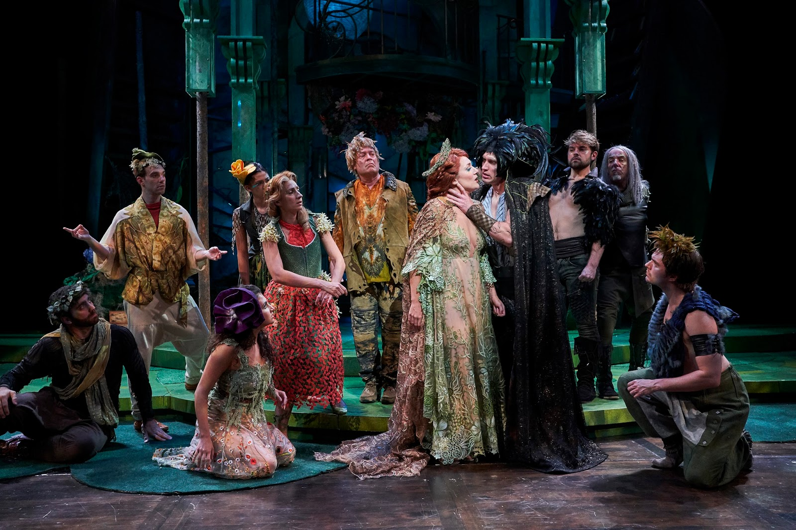 critique for a midsummer nights dream Emma rice, the new artistic director of shakespeare's globe, impresses the  critics with her modern mash-up of a midsummer night's dream.