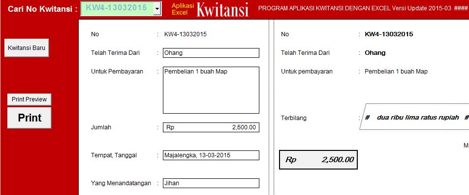 Aplikasi Keuangan Xlsx