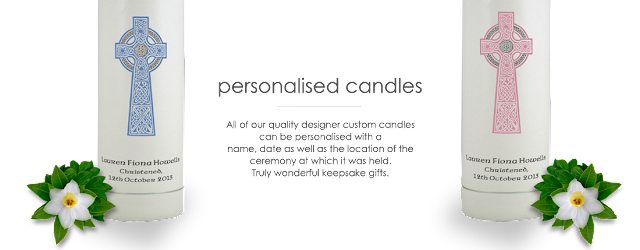 Why personalised candles make unique gifts for special occasions?
