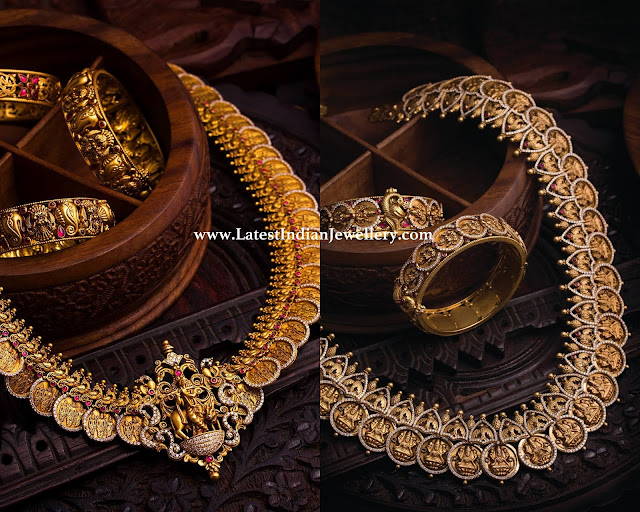 Diamond Kasumala Bangles Set