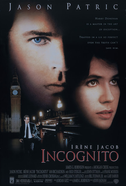 Incognito (1997) ταινιες online seires oipeirates greek subs