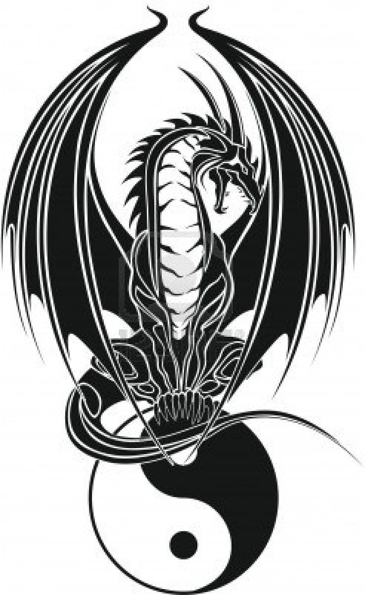 Kumpulan Gambar Kartun Naga Keren Kolek Gambar