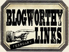 Tim Holtz's Blogworthy Links