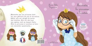 Marinette, la princesse à lunettes