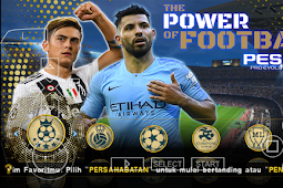PES Jogress v 4.1.2 Update Eropa Full 2019 + Liga GOJEK