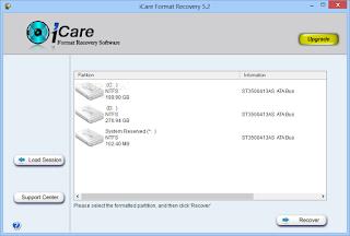تنزيل برنامج استرجاع الملفات المحذوفة من الجوال iCare Format Recovery